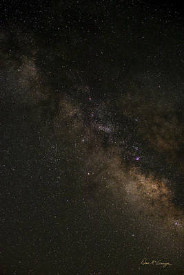 Photograph - Milky Way by Dan McGeorge