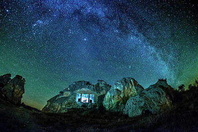 Photograph - Milky Way by Okan YILMAZ