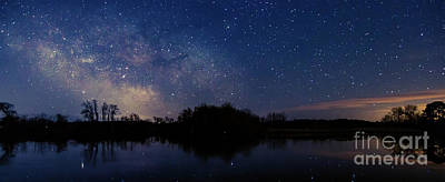 Photograph - Milky Way Rising by Ursula Lawrence
