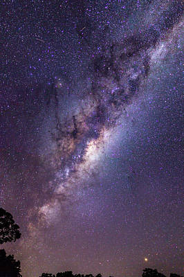 Photograph - Milky Way by Robert Caddy