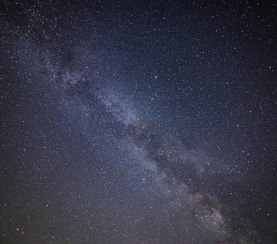 Photograph - Milky Way Sky by Dan Sproul