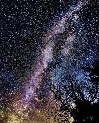 Milky Way Splendor Art Print