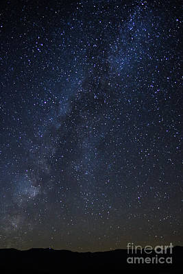 Photograph - Milky Way by Suzanne Luft