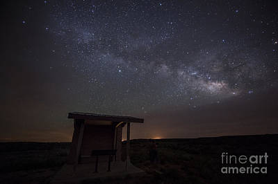 Photograph - Milkyway Overlook by Melany Sarafis