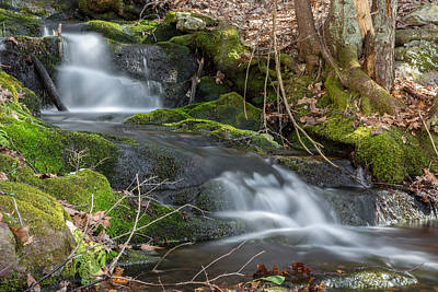 Photograph - Mill Cascades by Sara Hudock