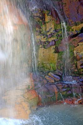 Mill Creek Falls 1 Art Print