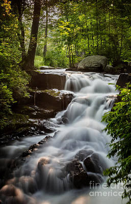 Photograph - Mill Falls by Darleen Stry