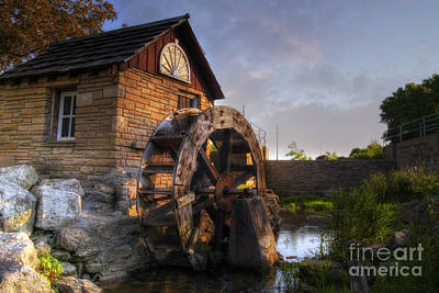 Photograph - Mill by Joel Witmeyer