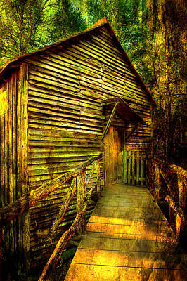 Photograph - Mill by Mike Eingle