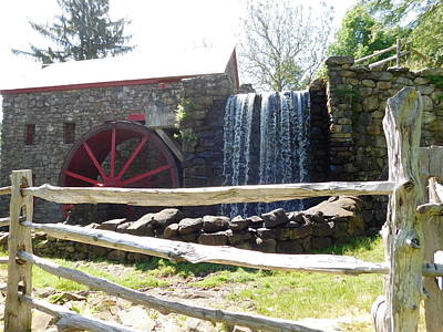 Photograph - Mill Still In Use by Catherine Gagne