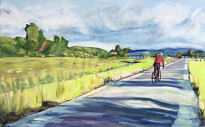 Mill Valley Bike Path Original