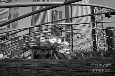 Photograph - Millennium Park IIi Visit Www.angeliniphoto.com For More by Mary Angelini