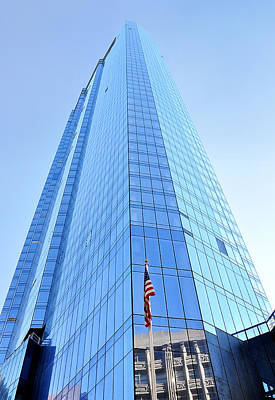 Photograph - Millennium Tower Boston by Joanne Brown