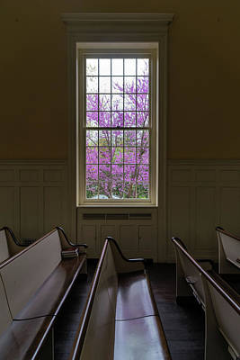 Photograph - Miller Chapel At Princeton Theological Seminary by Steven Richman
