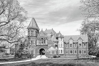 Diploma Photograph - Millersville University Old Library by University Icons