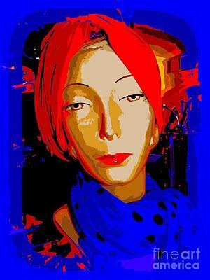 Digital Art - Millicent by Ed Weidman
