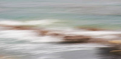 Photograph - Millook Tides Five by Bear R Humphreys