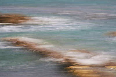 Photograph - Millook Tides Nine by Bear R Humphreys