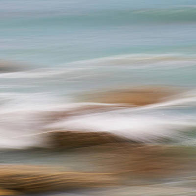 Photograph - Millook Tides One by Bear R Humphreys