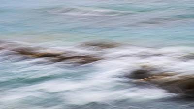 Photograph - Millook Tides Three by Bear R Humphreys
