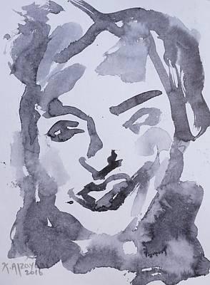 Painting - Milo Iv by Khalid Alzayani