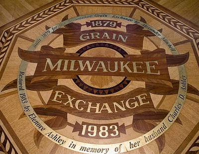 Photograph - Milwaukee Grain Exchange by Peter Skiba