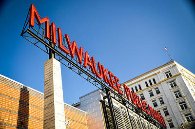 Photograph - Milwaukee Public Market by Braden Moran