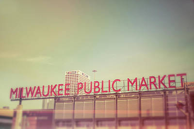 Photograph - Milwaukee Public Market by Joel Witmeyer