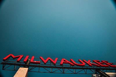 Photograph - Milwaukee Sky by Braden Moran