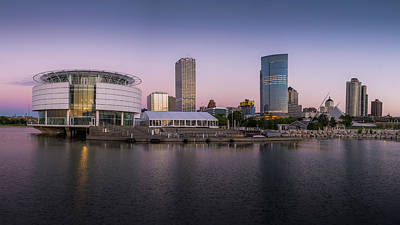 Photograph - Milwaukee Sky by Josh Eral