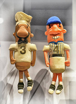 Photograph - Milwaukee Stuffed Sausages by Mike Martin