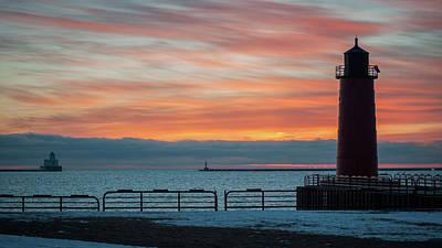 Photograph - Milwaukee's Harbor by Josh Eral