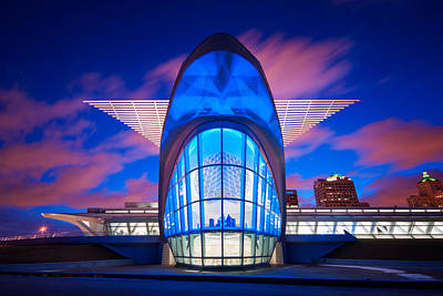 Photograph - Milwaukee's Wings by Josh Eral