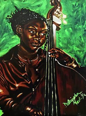 Mimi Jones Art Print
