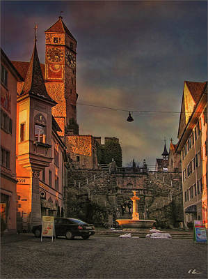 Photograph - Main Square by Hanny Heim