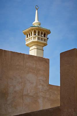 Photograph - Minaret by Jouko Lehto