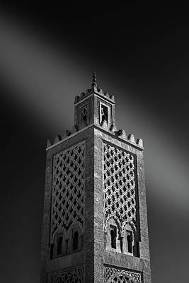 Photograph - Minaret  by Zoltan Tasi