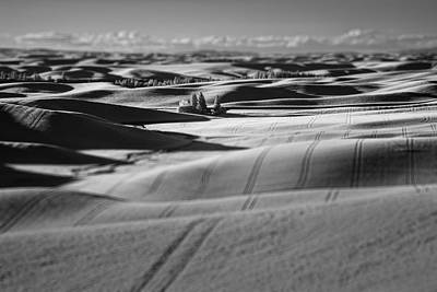 Photograph - Minature Palouse by Jon Glaser