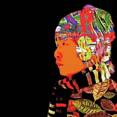 Pop Art Wall Art - Photograph - Mind Becomes Painful Feelings When It by Takashi Nishimura