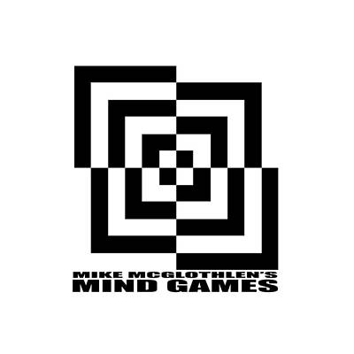 Optical Illusion Drawing - Mind Games 10se by Mike McGlothlen