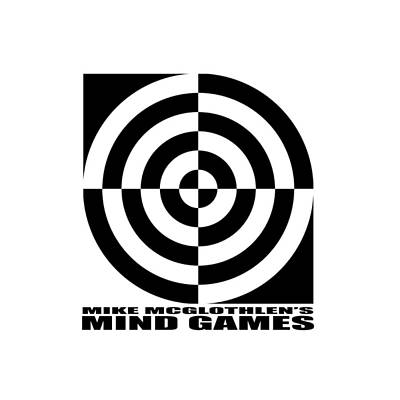 Optical Illusion Drawing - Mind Games 1se by Mike McGlothlen