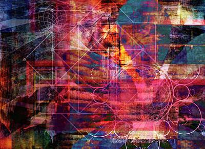 Digital Art - Mind Matter by Linda Carruth