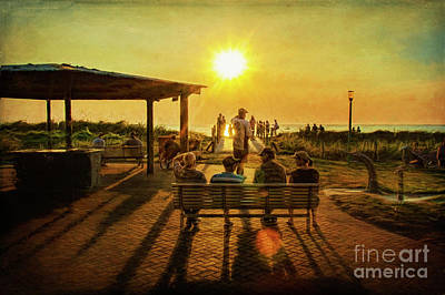 Photograph - Mindil Beach Sunset by Stuart Row