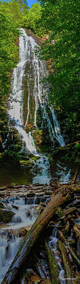 Photograph - Mingo Falls by Burland McCormick
