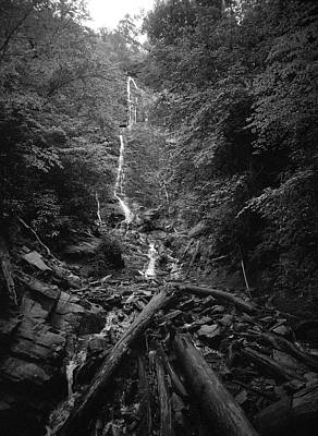 Photograph - Mingo Falls by William Wetmore