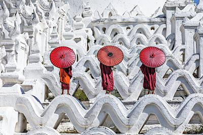 Myanmar Photograph - Mingun - Myanmar by Joana Kruse