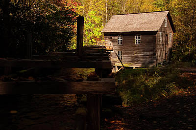 Photograph - Mingus Mill 1 by Chris Flees