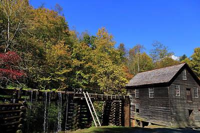 Photograph - Mingus Mill by Jill Lang