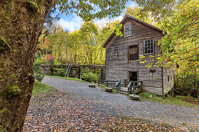 Photograph - Mingus Mill by Tim Stanley