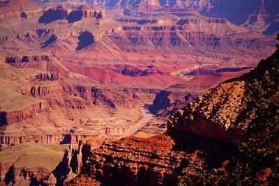 Photograph - Mini Grand Canyon by Dan Gildor